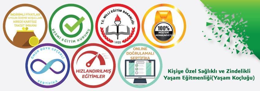 Kişiye Özel Sağlıklı Zindelikli Yaşam Eğitmenliği Kursu